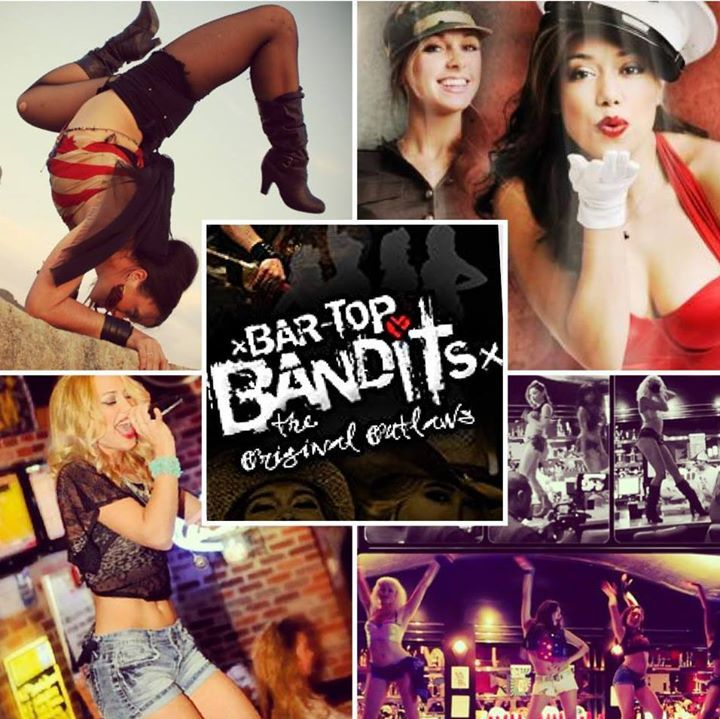 Bar-Top Bandits Tour Dates