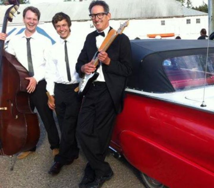Rave On: A Buddy Holly Tribute Tour Dates