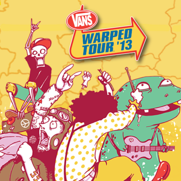 Vans Warped Tour AT Tour Dates