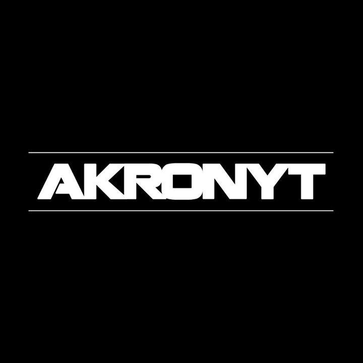Akronyt Tour Dates