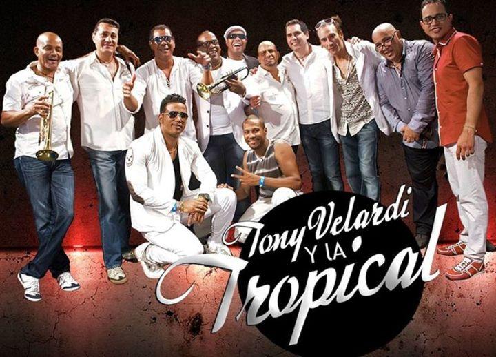 Tony Velardi y LA TROPICAL Tour Dates