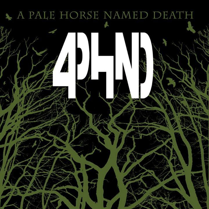 A PALE HORSE NAMED DEATH Tour Dates