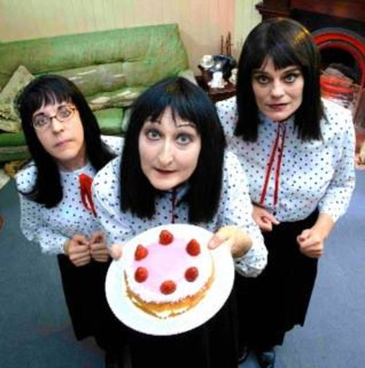 The Kransky Sisters Tour Dates