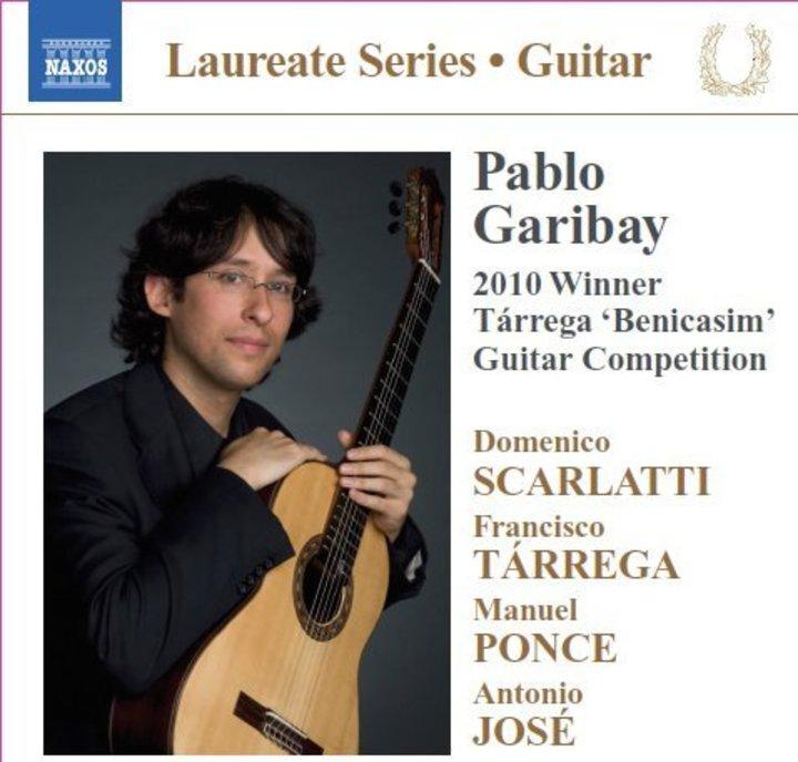 Pablo Garibay Tour Dates