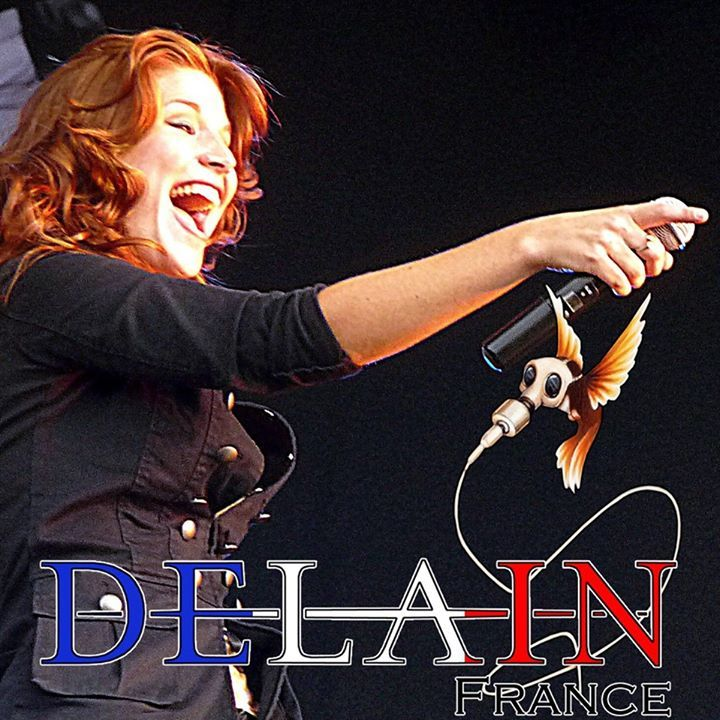 Delain France Tour Dates