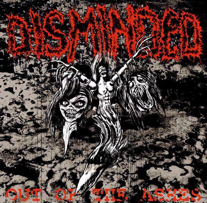 Disminded Tour Dates