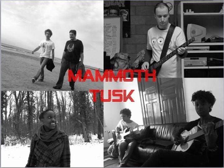 Mammoth Tusk Tour Dates