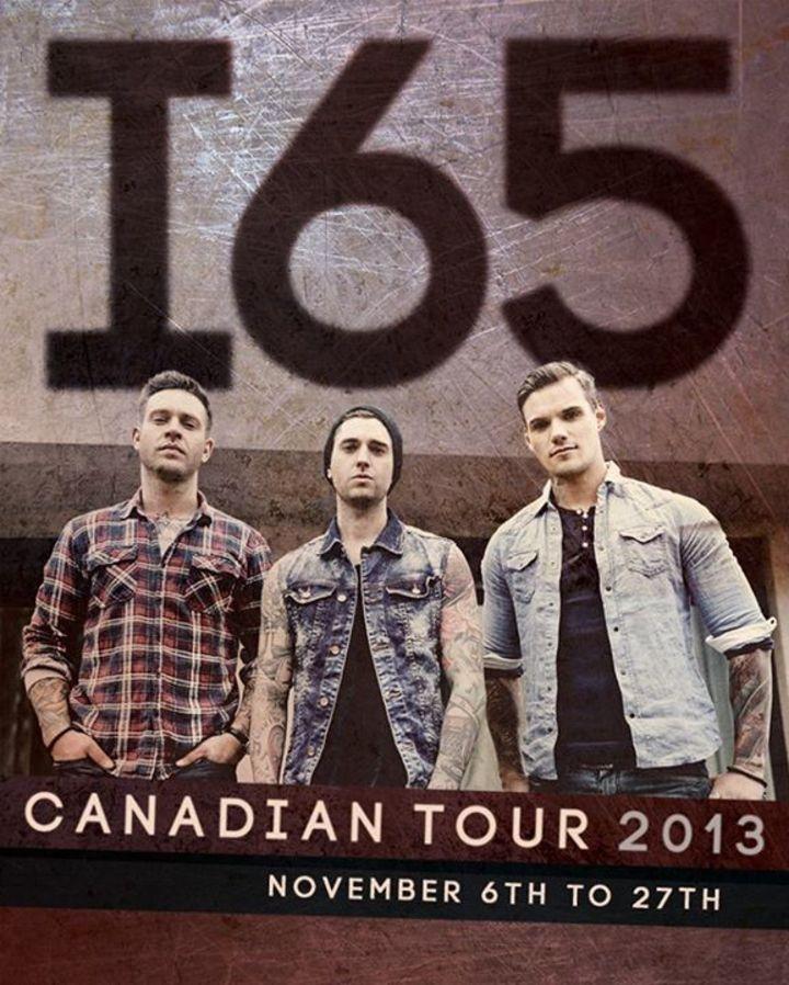 I65 Tour Dates