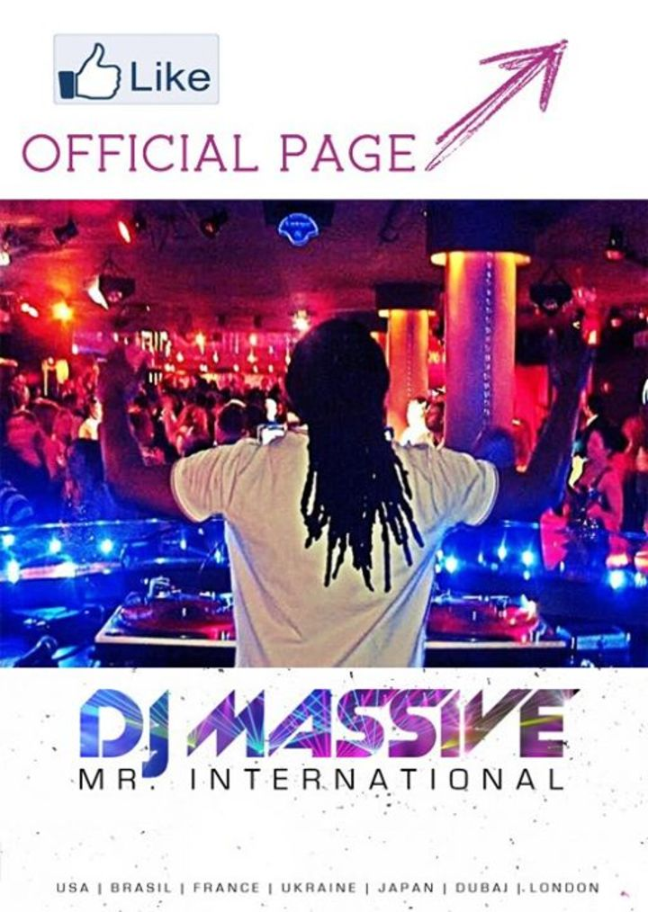 Dj Massive Tour Dates