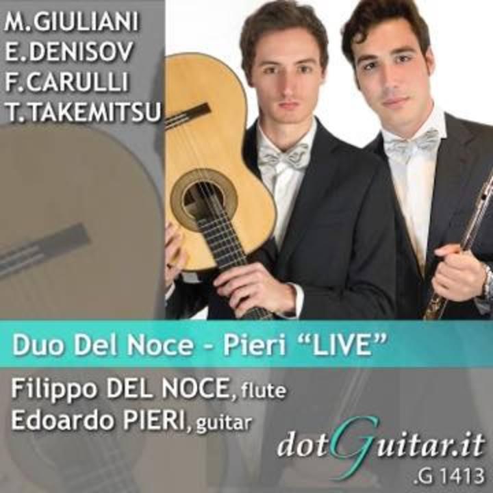 DUO Del Noce - Pieri Tour Dates