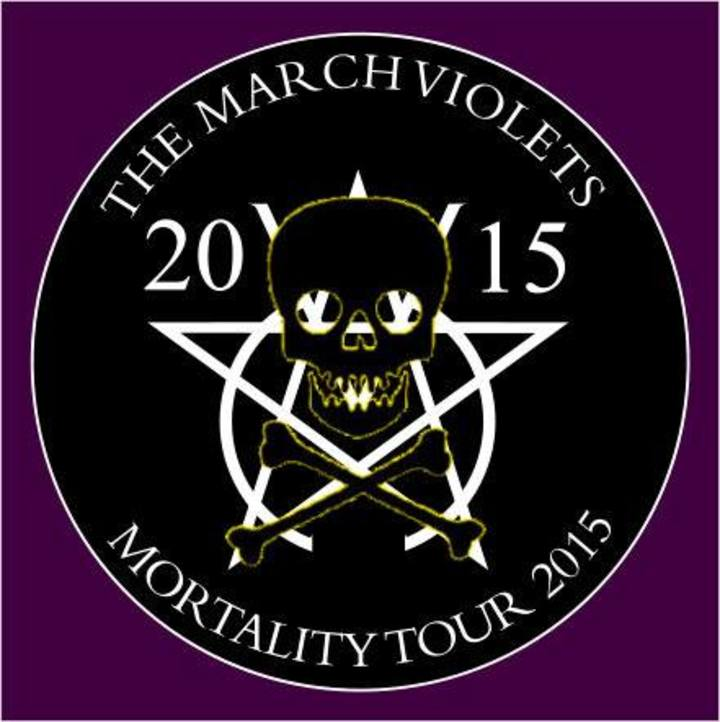 The March Violets Tour Dates