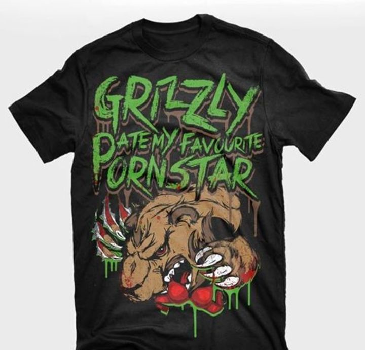 Grizzly Ate My Favourite Pornstar Tour Dates