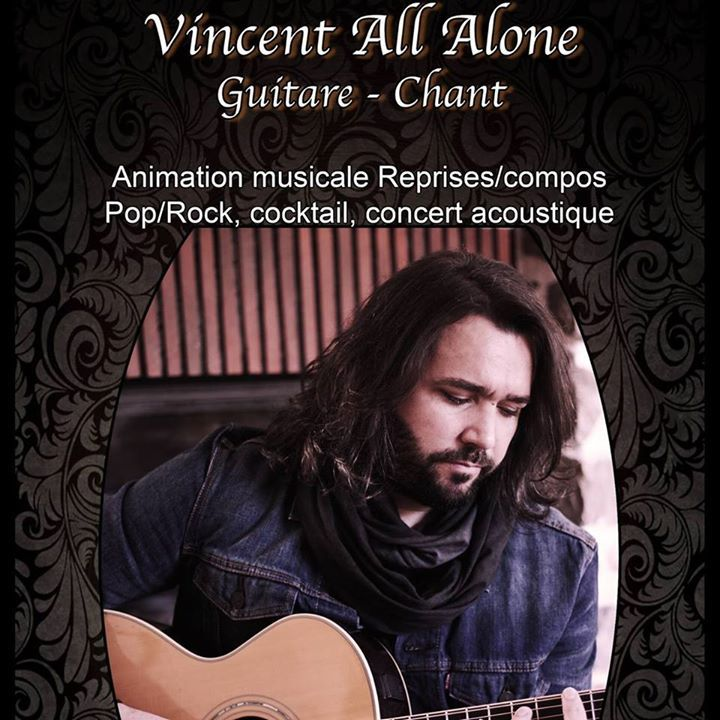 Vincent All Alone Tour Dates