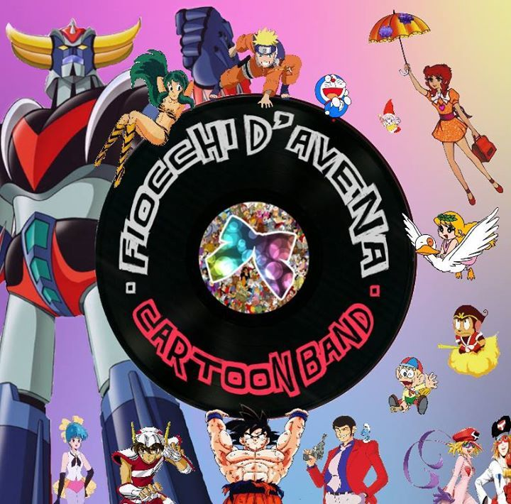 Fiocchi d'Avena - Cartoon band Tour Dates