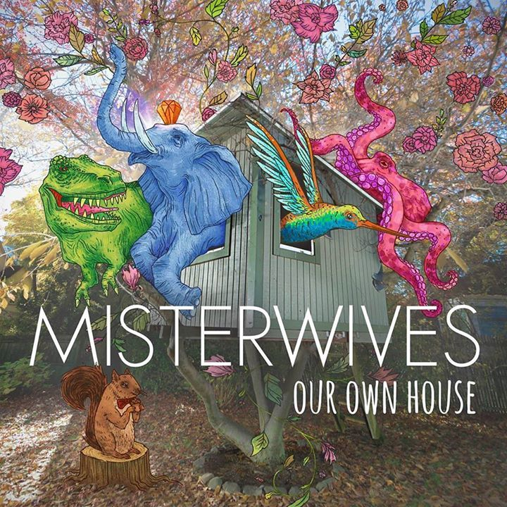 Misterwives @ The Theater at MGM National Harbor - Oxon Hill, MD