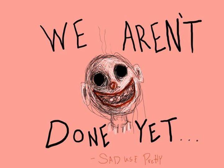 Sad Use Pretty Tour Dates