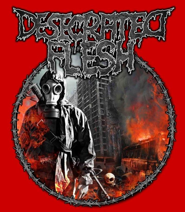 Desecrated Flesh Tour Dates