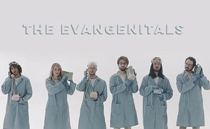 The Evangenitals Tour Dates