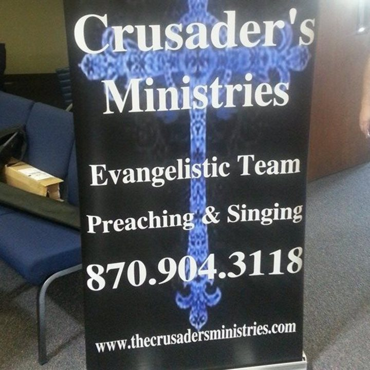 The Crusader's Ministries Tour Dates