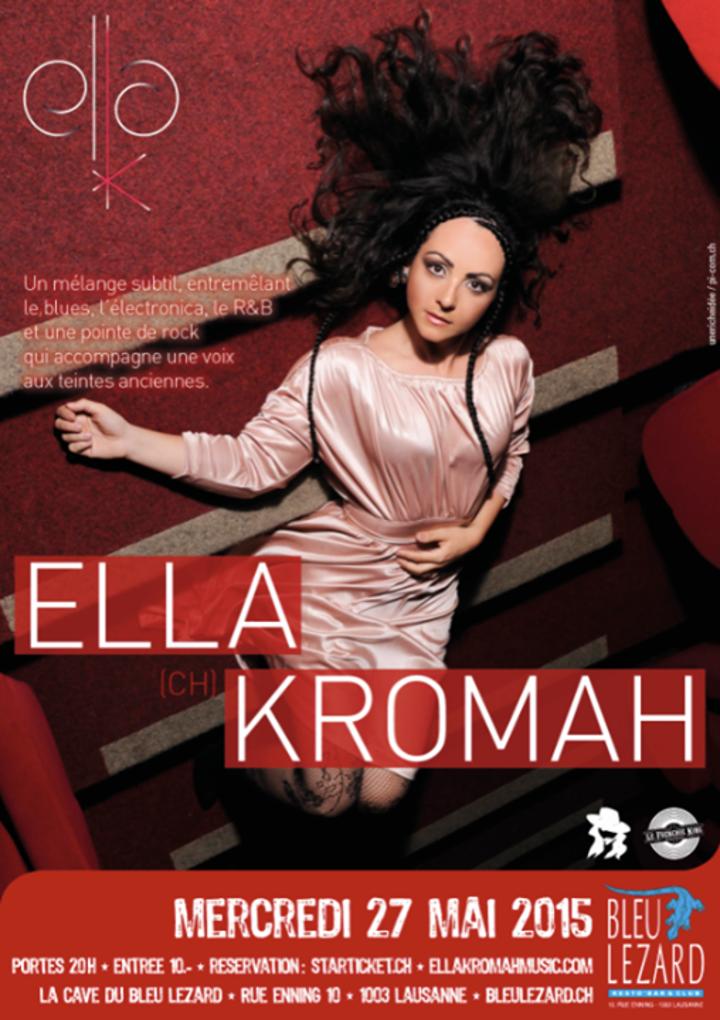 Ella Kromah Tour Dates