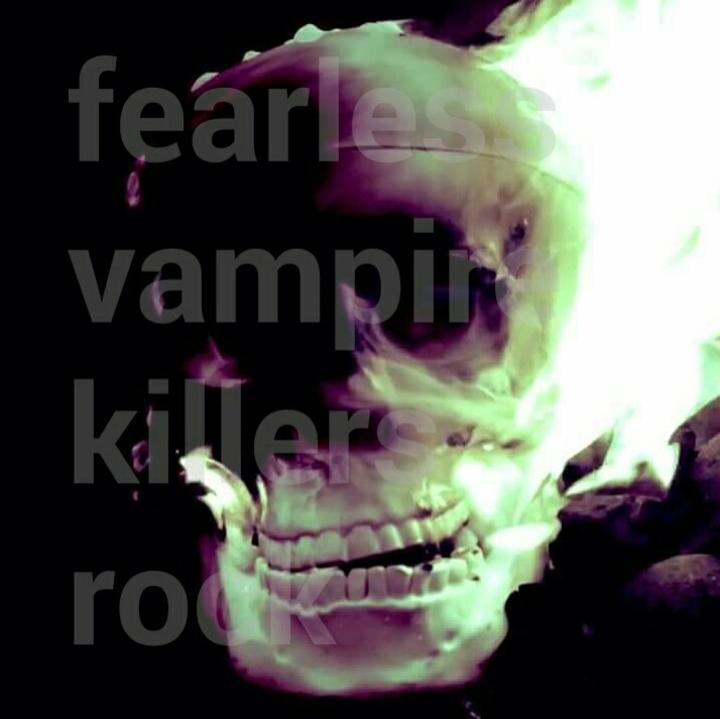 Fearless Vampire Killers Rock Tour Dates