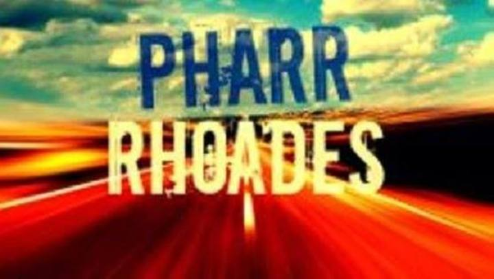 Pharr Rhoades Tour Dates