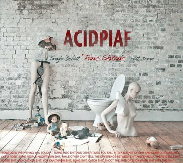 Acidpiaf Tour Dates
