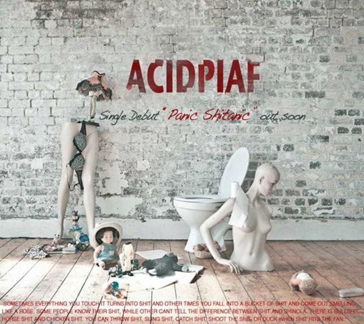 Acidpiaf Tour Dates