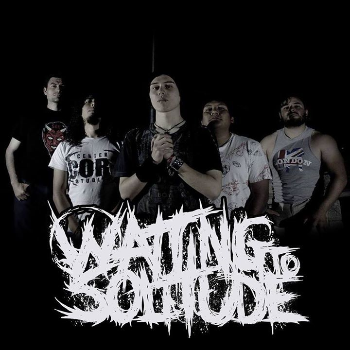 Waiting to solitude official Tour Dates