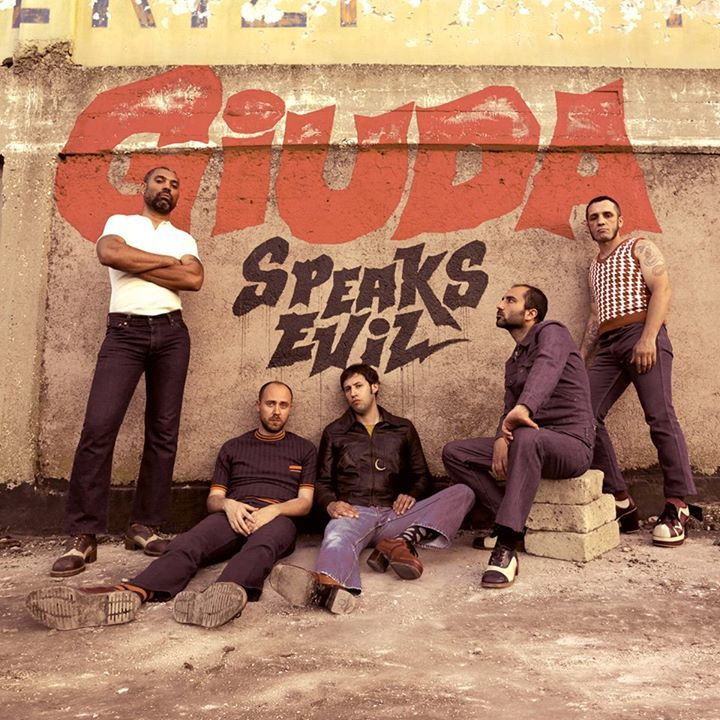 Giuda Tour Dates