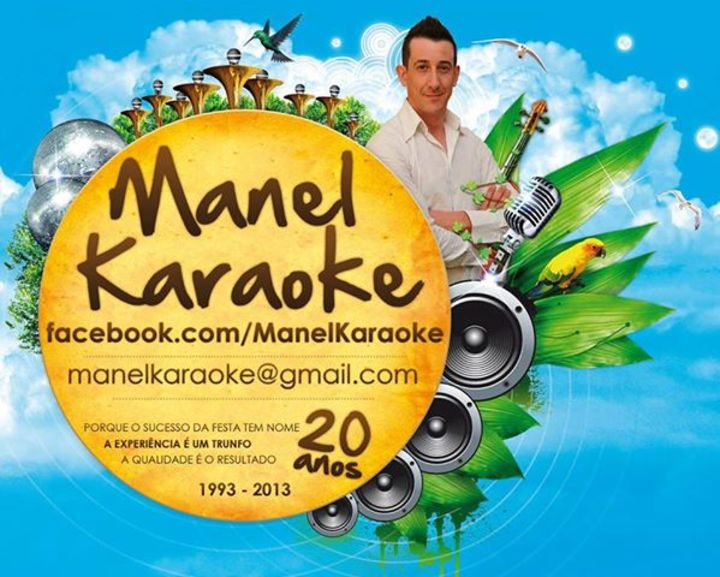 Manelkaraoke Tour Dates