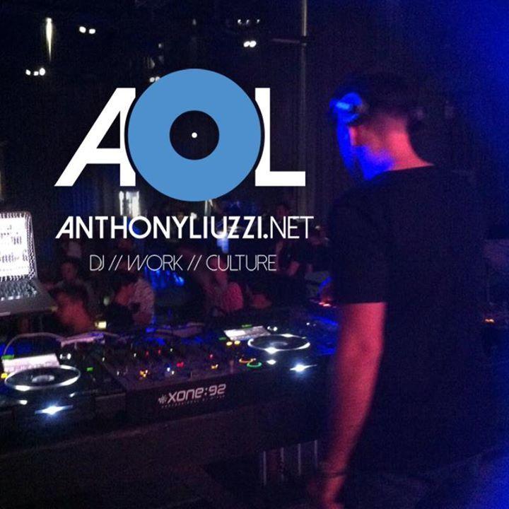 Anthony Liuzzi dj Tour Dates
