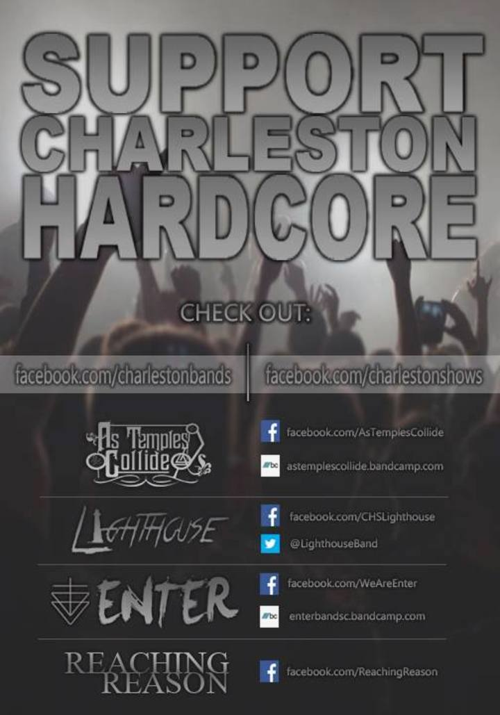 Charleston Bands Tour Dates