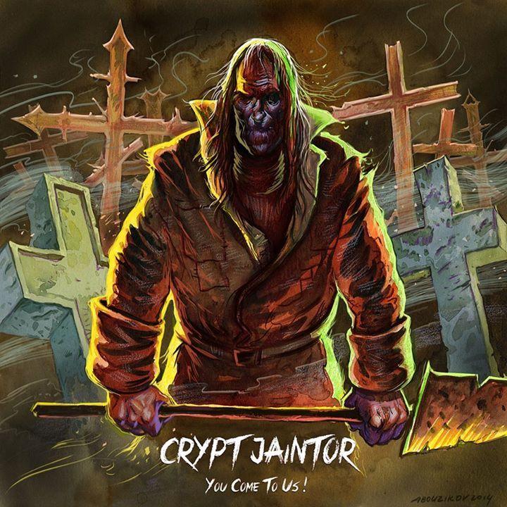 Crypt Jaintor Tour Dates