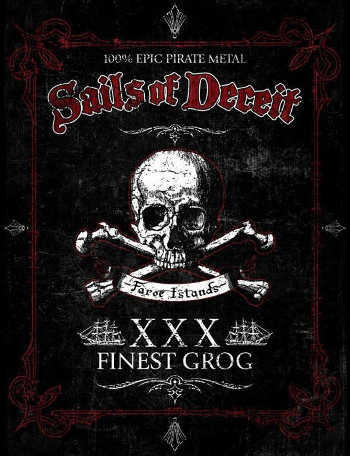 Sails Of Deceit Tour Dates