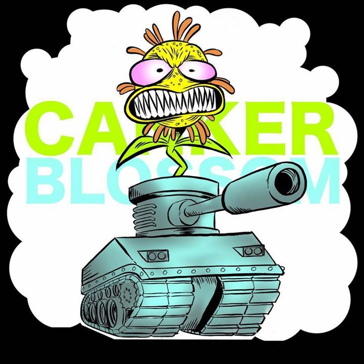 Canker Blossom Tour Dates