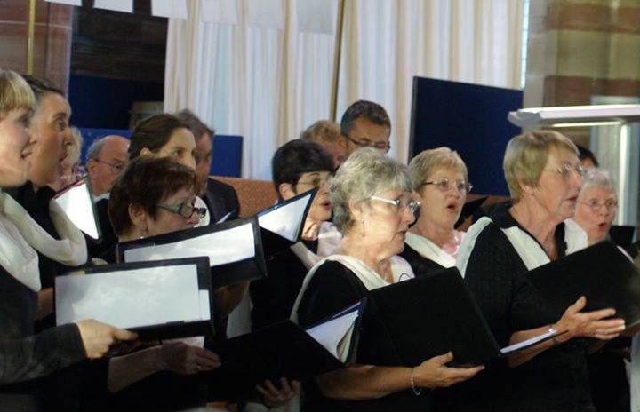 Crosby Capriol Singers Tour Dates