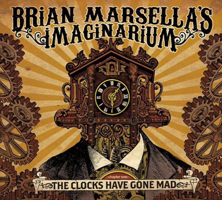 BRiAN MARSELLA'S iMAGiNARiUM Tour Dates