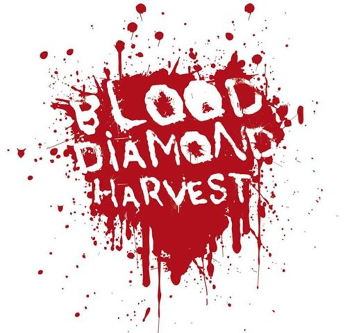 Blood Diamond Harvest Tour Dates