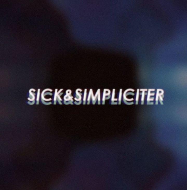 Sick & Simpliciter Tour Dates