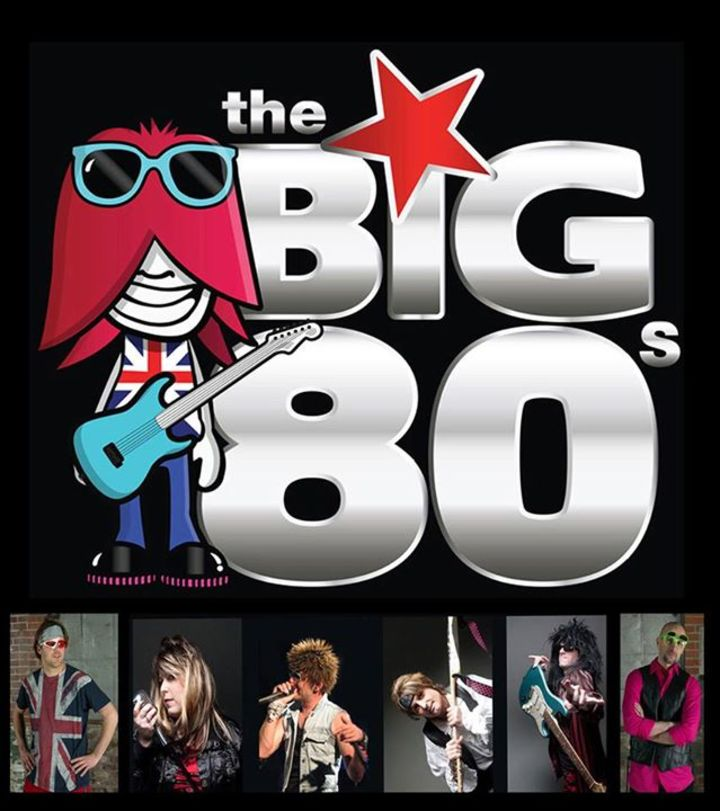 The Big 80's Tour Dates