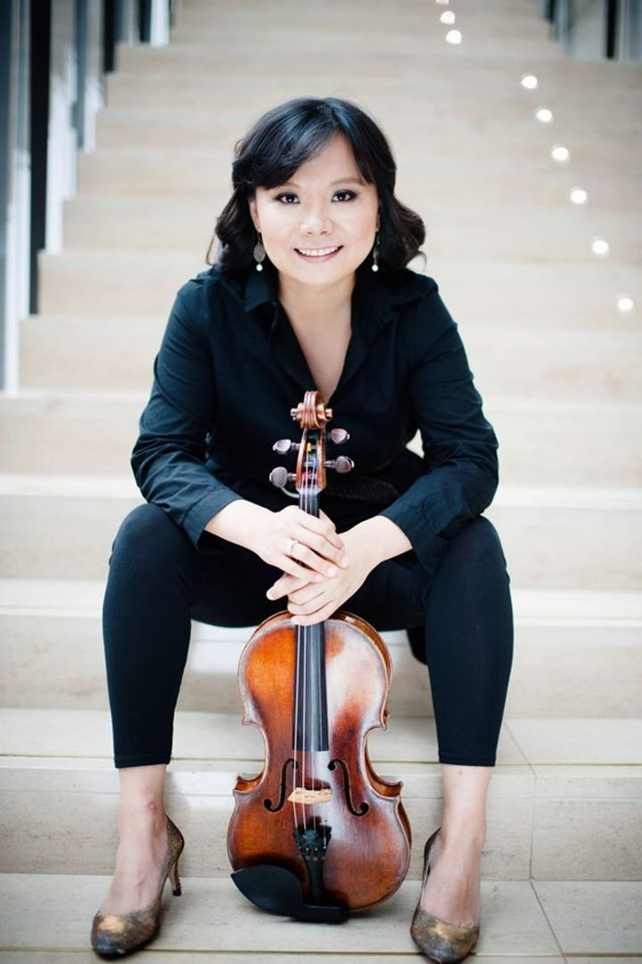 Teng Li Violist Tour Dates