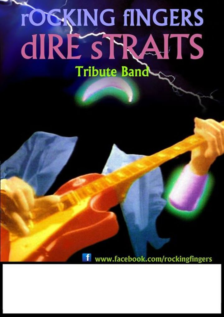 Rocking Fingers - Dire Straits Tribute Tour Dates