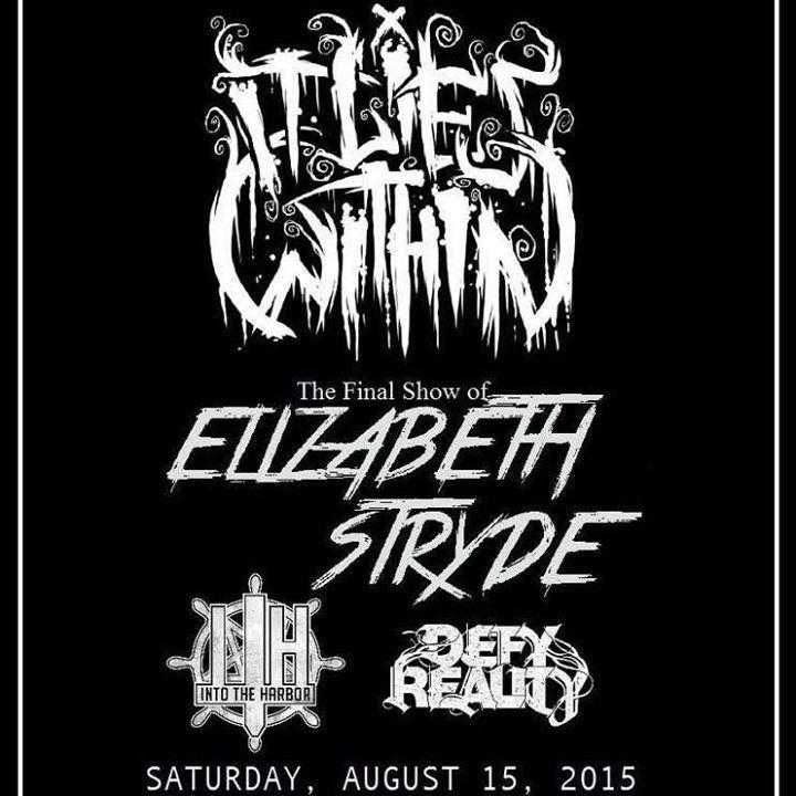 Elizabeth Stryde Tour Dates
