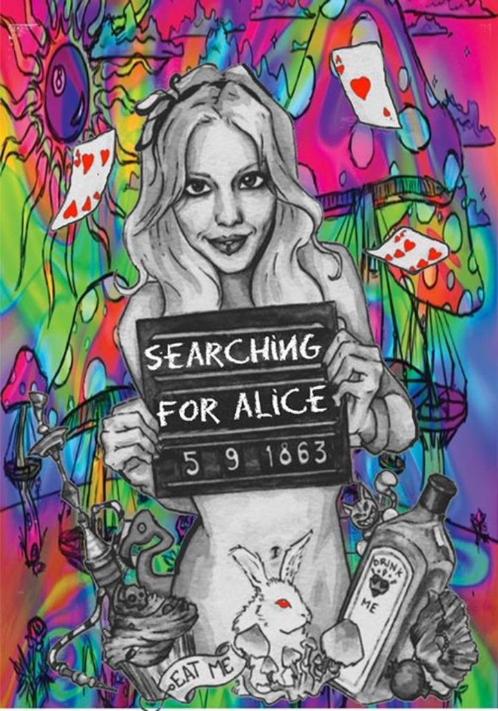 Searching for Alice Tour Dates