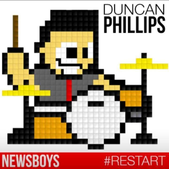 Duncan Phillips Tour Dates