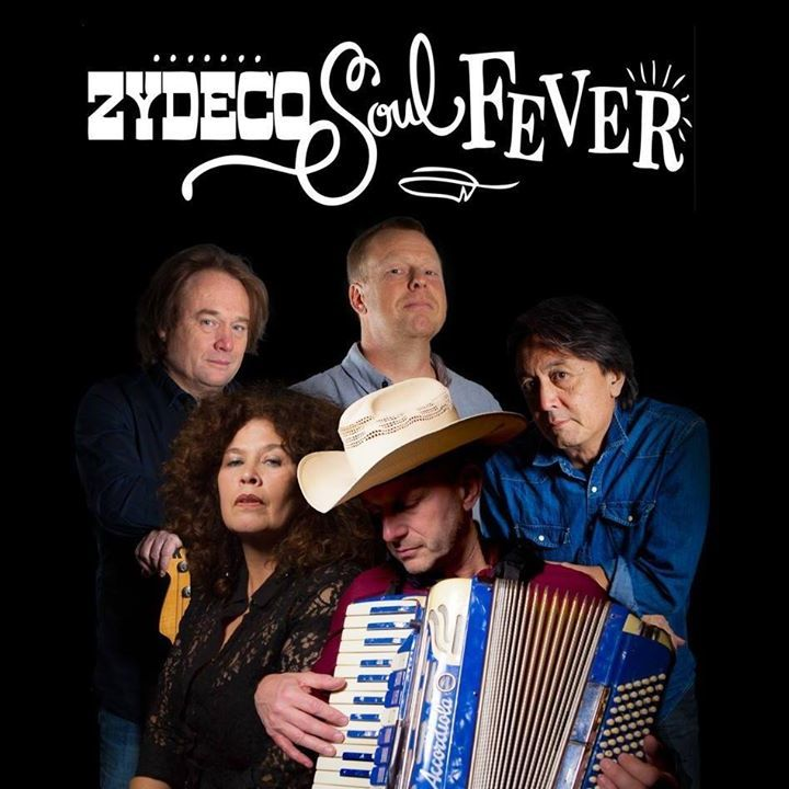 Zydeco Fever Tour Dates