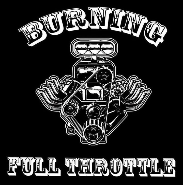 Burning Full Throttle Tour Dates
