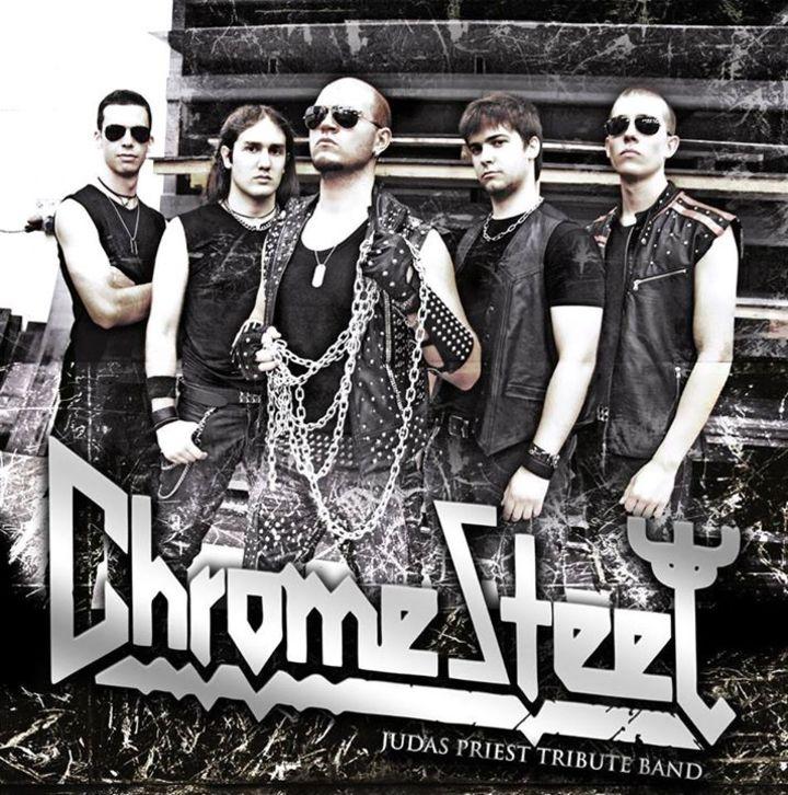 Chrome Steel - Judas Priest Tribute Tour Dates