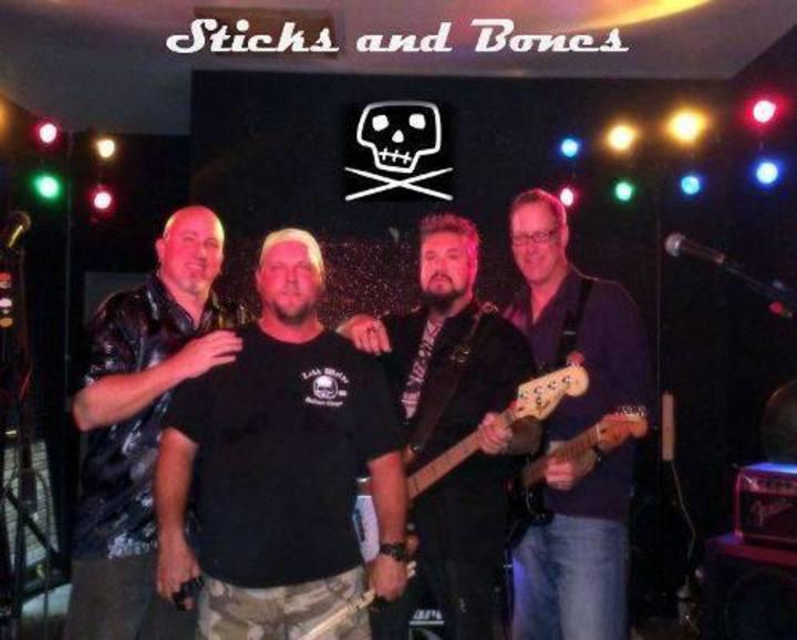 Sticks and Bones Tour Dates